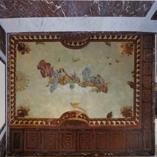 Decorateur Muraliste Art Mural Paris фреска Mural Artist
